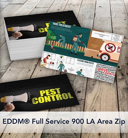 EDDM Full Service 900 LA Area Zip
